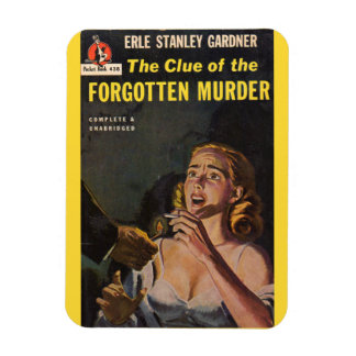 The Clue of the Forgotten Murder Magnet