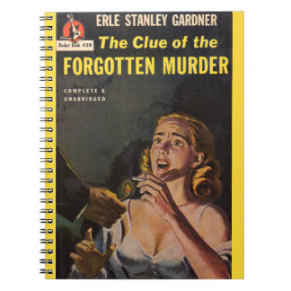 The Clue of the Forgotten Murder Notebook