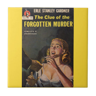 The Clue of the Forgotten Murder Tile