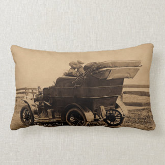 The Clutch is Working Tight Vintage Lovers and Car Pillows