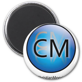 The CM 2 Inch Round Magnet