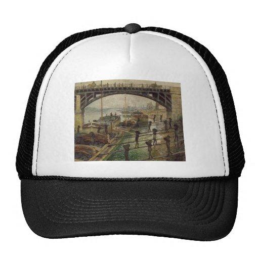The Coal-Dockers (1875) Trucker Hat
