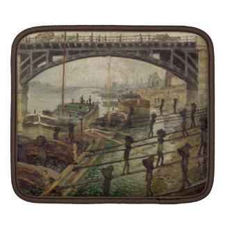 The Coal Dockers - Claude Monet Sleeves For iPads