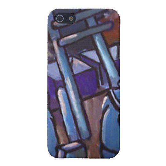 (The coal train Speck Case) iPhone SE/5/5s Cover