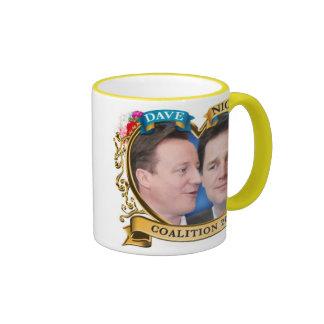 The Coalition Love Mug 2010