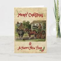 The Coalman Christmas & New Year Card