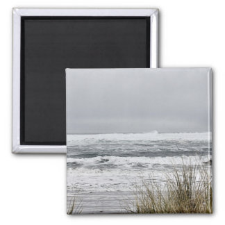 The Coast 2 Inch Square Magnet