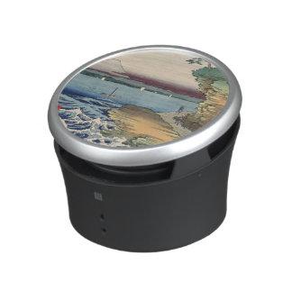 The coast at Hota in Awa province Bluetooth Speaker