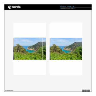The coast in Cantabria Skins For Kindle Fire
