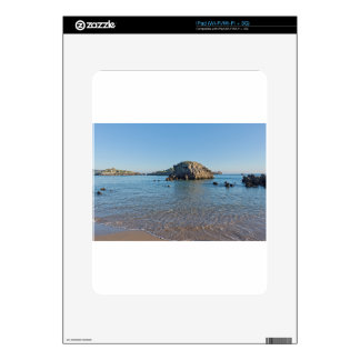 The coast in Noja Decal For The iPad