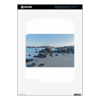 The coast in Noja Decals For iPad 3