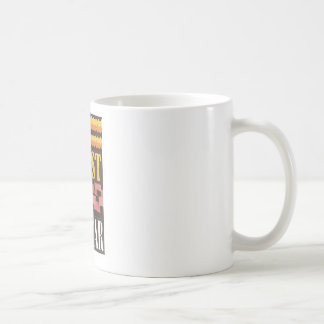 The coast is clear mug