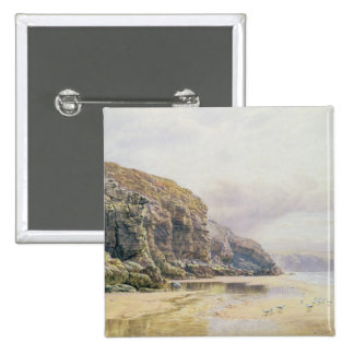 The Coast of Cornwall Pinback Buttons