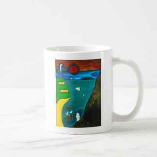 The Coast of England 2010 Coffee Mug