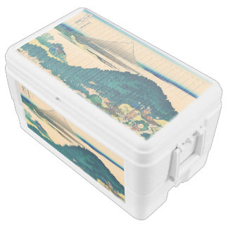 The coast of seven leagues in Kamakura Igloo Chest Cooler
