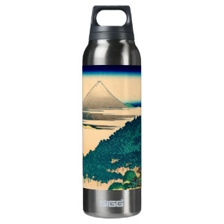 The coast of seven leagues in Kamakura Insulated Water Bottle
