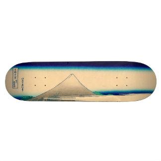 The coast of seven leagues in Kamakura Custom Skate Board