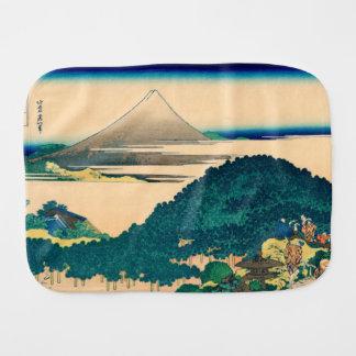 The coast of seven leagues in Kamakura Burp Cloths