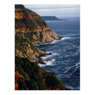 The coast of South Africa Postcards