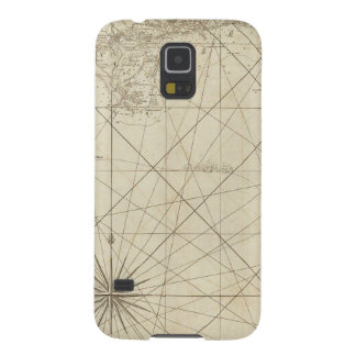 The Coast of West Florida and Louisiana Galaxy S5 Cover