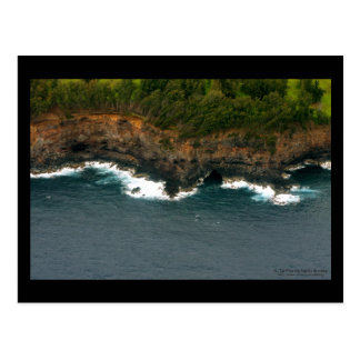The Coastal Edge - Hawaii Postcard