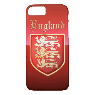 The Coat of Arms of England iPhone 7 Case