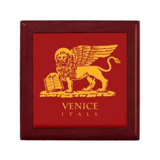 The Coat of Arms of Venice, Italy Gift Box