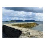 The Cobb, Lyme Regis Postcard
