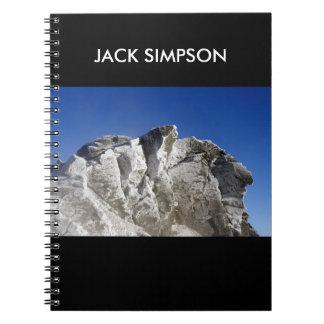 The Cobbler Mountain Scotland Notebook