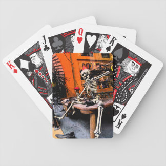 The Cobbler's Window Bicycle Playing Cards
