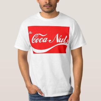 The Coca-Nuts Shirt (the Cocanuts rock band)