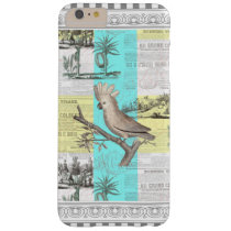 The Cockatoo's Tropical Dream Barely There iPhone 6 Plus Case