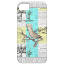 The Cockatoo's Tropical Dream iPhone SE/5/5s Case