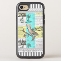 The Cockatoo's Tropical Dream OtterBox Symmetry iPhone 7 Case