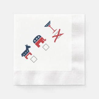 The Cocktail Party Paper Napkin