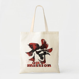 The Code2 - On Mission Tote Bag