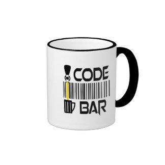 The Code Bar Ringer Coffee Mug