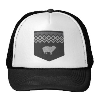 The Code Of Sheep - Icelamb Trucker Hat