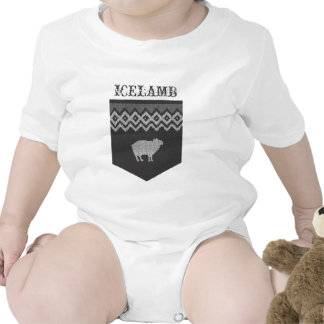 The Code Of Sheep - Icelamb T Shirts