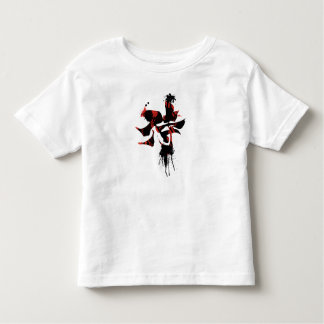 The code toddler t-shirt