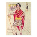 The Codice Murua Post Card