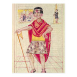 The Codice Murua Postcard