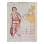 The Codice Murua Postcards