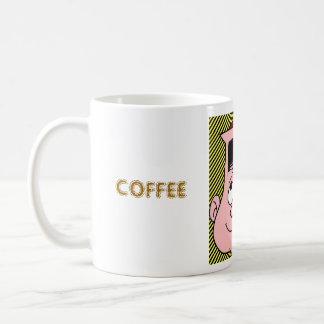 THE COFFEE HEAD COFFEE CUP MUGS