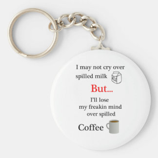 The Coffee Lover Key Chain