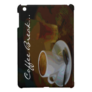 The Coffee Lovers Gift Selection Case For The iPad Mini