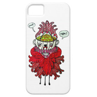 the coffee monster iphone case iPhone 5 cover