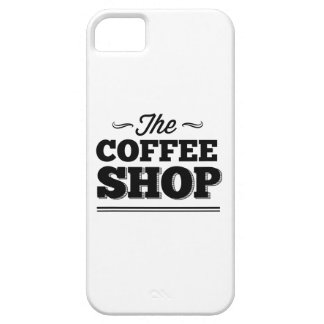 The Coffee Shop iPhone SE/5/5s Case