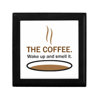 The Coffee. Smell it. Gift Box