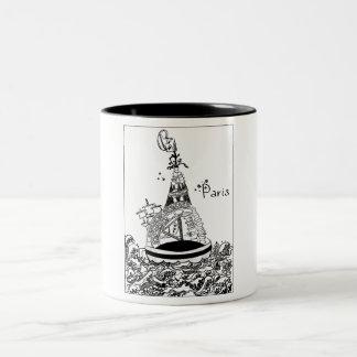 The Coffeelover's Paris Mug